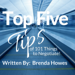 The Howes Group Blog -101 Tips