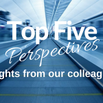 The Howes Group - Top 5 Perspectives