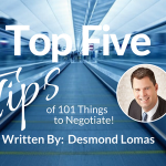 Top Five: You Want to Meet Where?